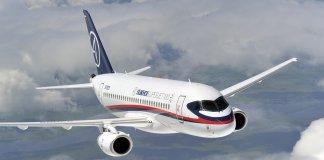 Sukhoi-SSJ100