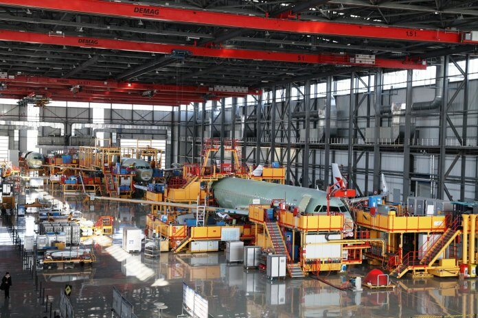 airbus-keeps-tianjin-final-assembly-plant-closed
