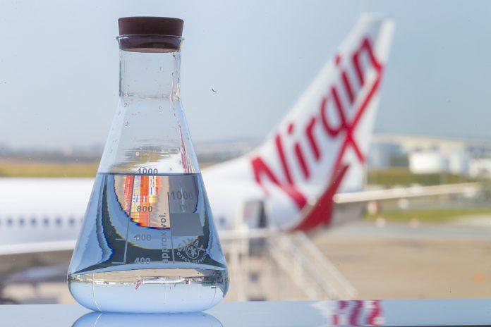 Biofuels -Vigin Australia