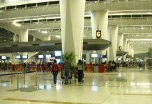 Delhi International Airport