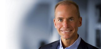 Dennis-Muilenburg - Boeing's Chairman and CEO