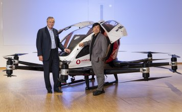 ehang-announces-strategic-partnership-with-vodafone-on-urban-air-mobility
