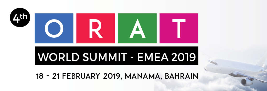 4th ORAT World Summit EMEA 2019