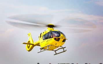 Airbus Helicopters delivers the first of 100 H135s for China in Qingdao_©_Airbus Helicopters
