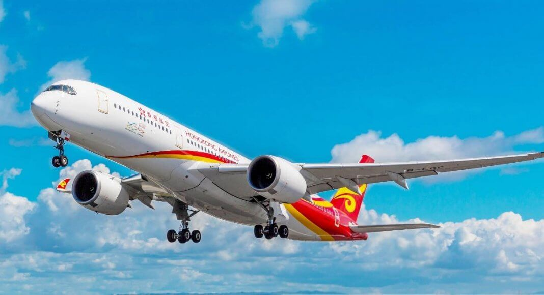 Hong Kong Airlines Tops On-Time Performance in Asia Pacific, one of three most punctual airlines globally in 2018