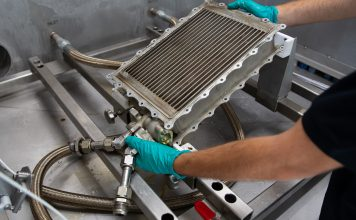 The new process returns exchangers to original condition.