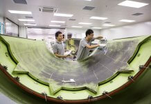 Lufthansa Technical Training to train SAMC Technicians