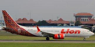 Lion Air MAX 8
