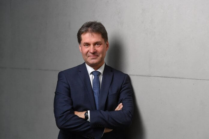 Dr. Thomas Wittmann completes the dual management set-up at Lufthansa Systems.