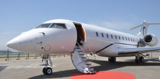 OJets adds Bombardier Global 5000 to charter fleet