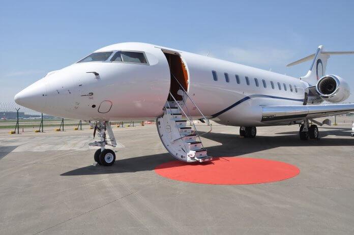 OJets adds Bombardier Global 5000 to charter fleet