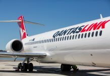 ST Engineering to maintain QantasLink B717s.