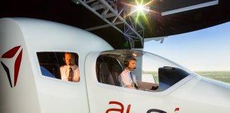Alsim AL 42-simulator