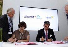 Joint venture between Sabena technics and AFI KLM