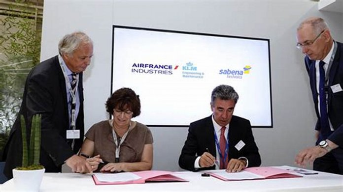 Joint venture between Sabena technics and AFI KLM